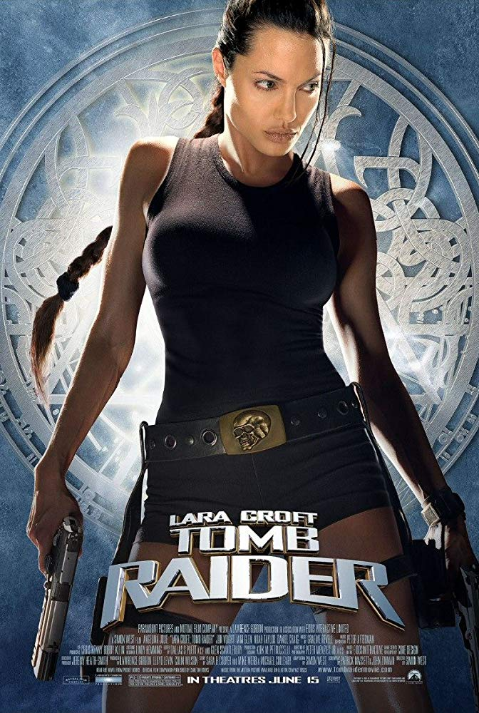 Lara Croft Tomb Raider (2001) ลาร่า ครอฟท์ ทูมเรเดอร์ภาค 1 ดูหนังออนไลน์