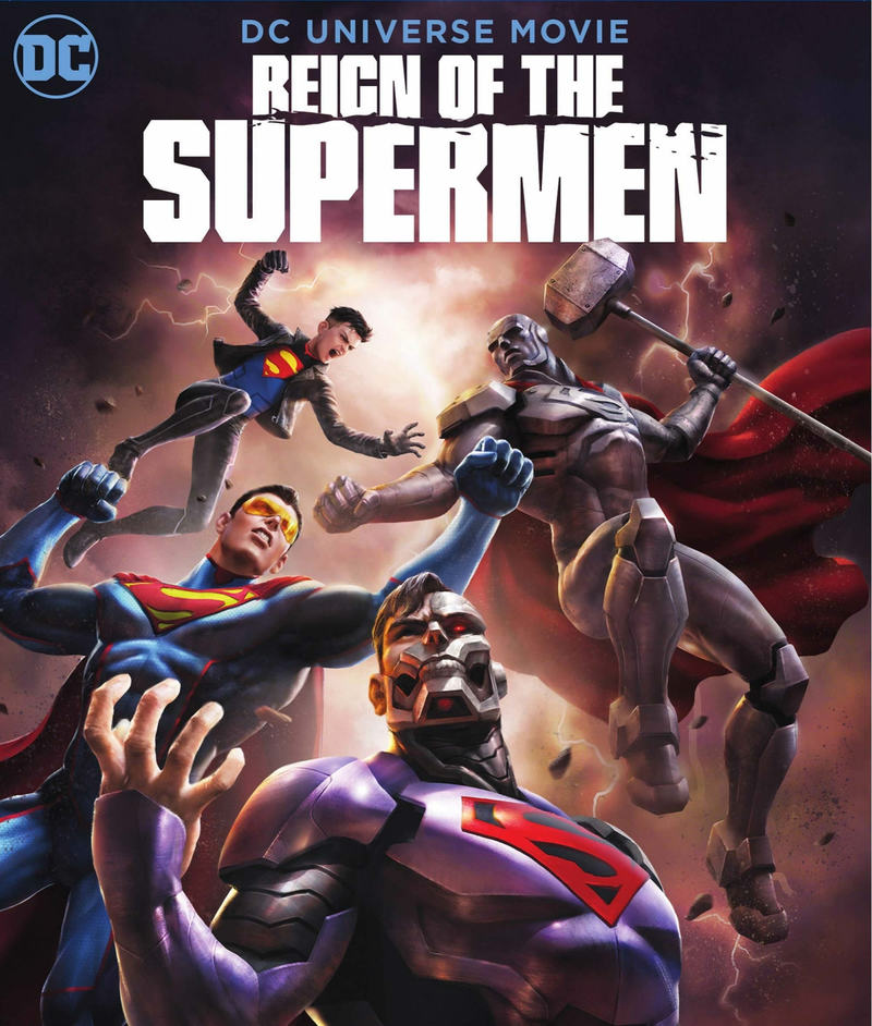 Reign of the Supermen (2019) ซับไทย ดูหนังออนไลน์ฟรี เต็มเรื่อง