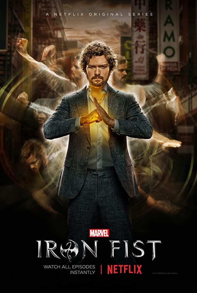 ดูซีรี่ย์ออนไลน์ Marvel's Iron Fist Season 1 ไอรอน ฟิสต์ จากมาร์เวล พากย์ไทย ซับไทย เต็มเรื่อง