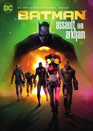 ดูหนังออนไลน์ Batman Assault on Arkham (2014) แบทแมน ยุทธการถล่มอาร์คแคม HD พากย์ไทยเต็มเรื่อง