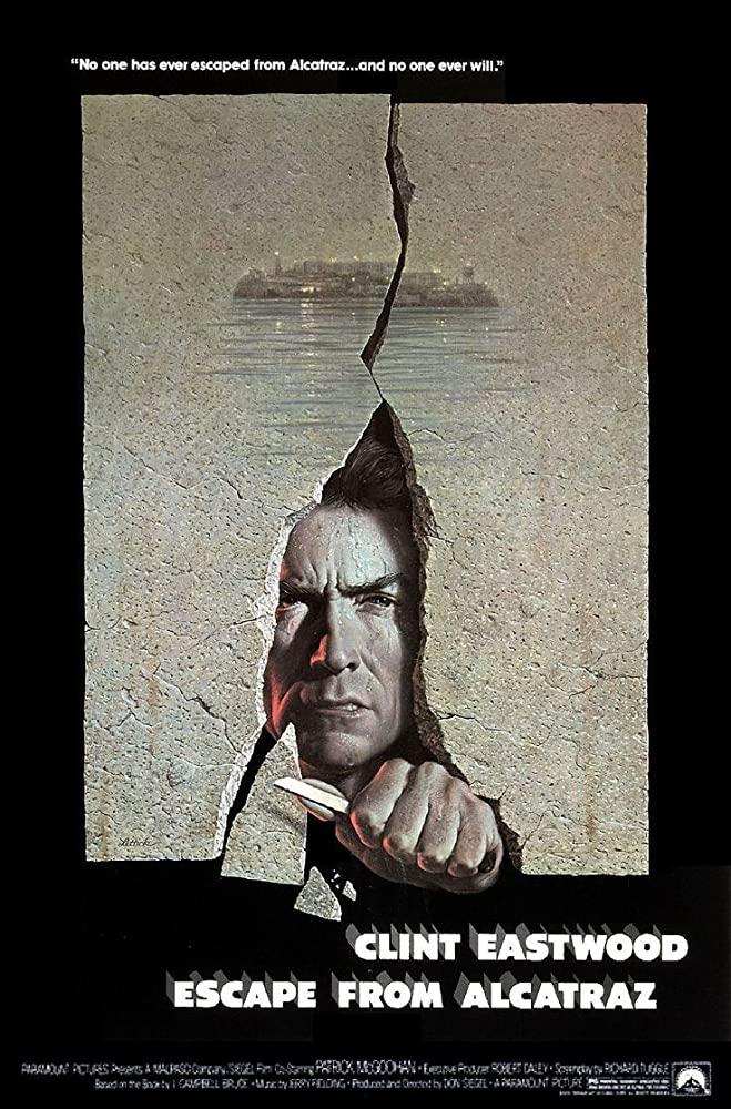 Escape from Alcatraz (1979) ฉีกคุกอัลคาทราซ พากย์ไทยเต็มเรื่อง