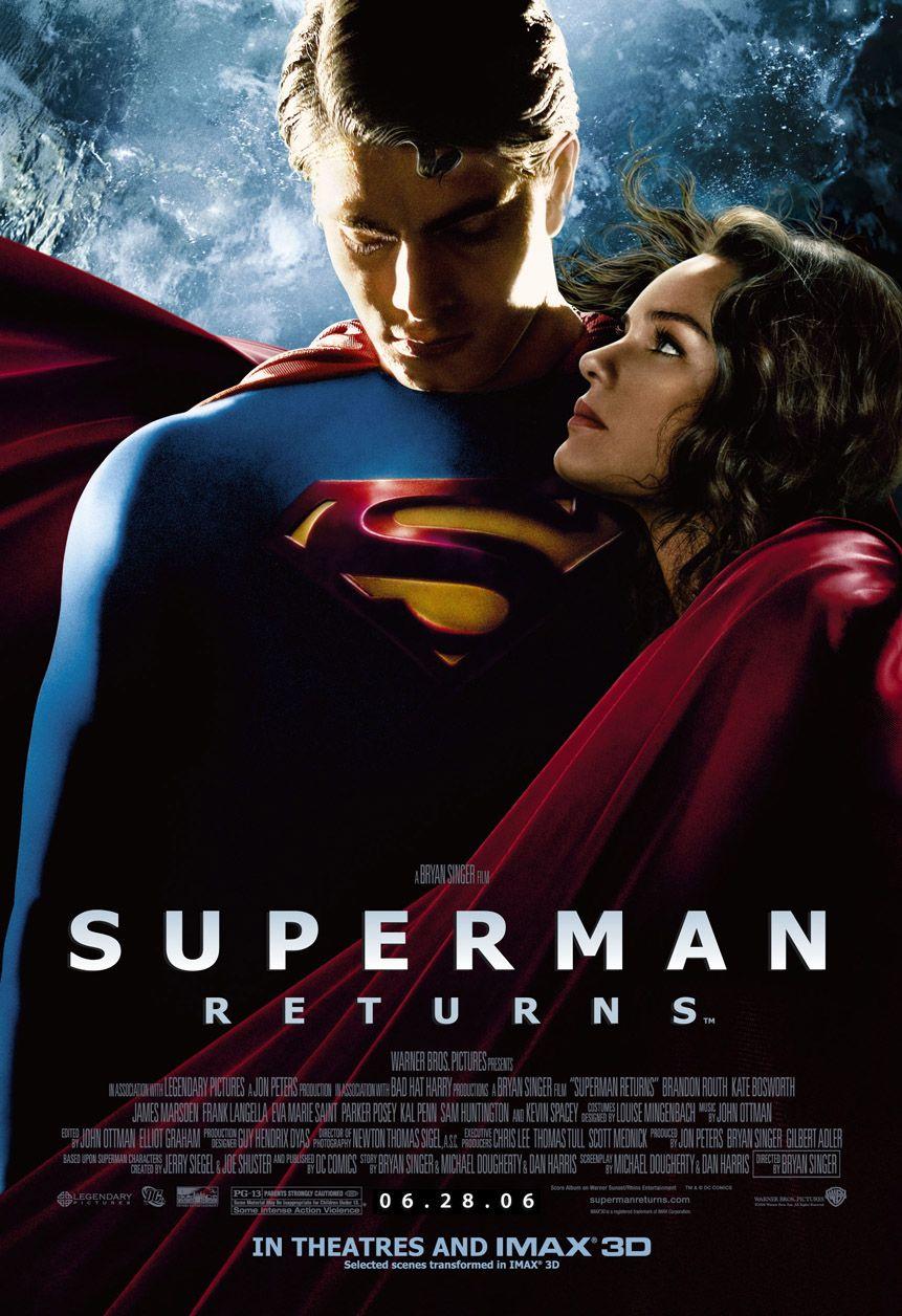ดูหนังออนไลน์ Superman Returns (2006) ซูเปอร์แมน รีเทิร์น ภาค 5 พากย์ไทยเต็มเรื่อง HD มาสเตอร์