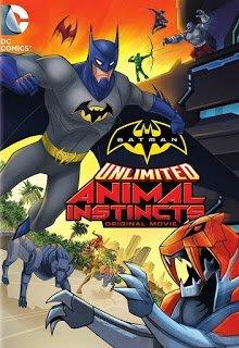 ดูหนังการ์ตูนออนไลน์ Batman Unlimited Animal Instincts (2015) แบทแมน ถล่มกองทัพอสูรเหล็ก พากย์ไทยเต็มเรื่อง HD