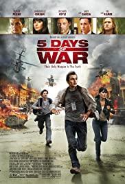 ดูหนังออนไลน์ 5 Days of War (2011) สมรภูมิ คลั่ง 120 ชั่วโมง พากย์ไทย ดูฟรี เต็มเรื่อง
