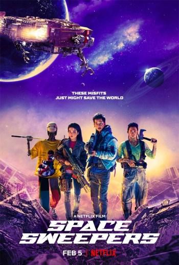 Space Sweepers (2021) ชนชั้นขยะปฏิวัติจักรวาล พากย์ไทย ซับไทย เต็มเรื่อง
