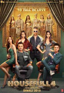 ดูหนังฟรี Housefull 4 (2019) HD ซับไทย