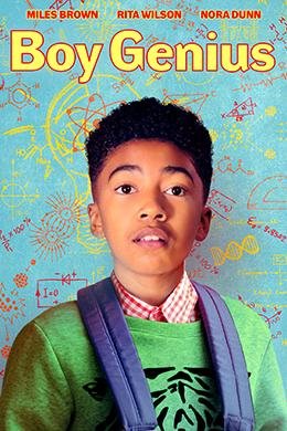 ดูหนังฝรั่ง Adventures of A Boy Genius (2019)