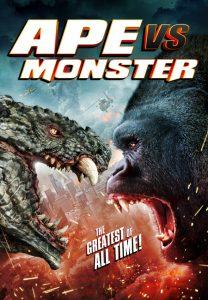 ดูหนังใหม่ Ape vs Monster (2021) วานร ปะทะ กิ้งก่ายักษ์