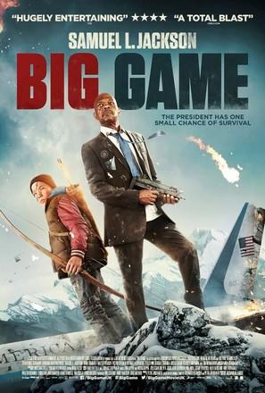 ดูหนัง Big Game (2014) เกมล่าประธานาธิบดี HD เต็มเรื่อง