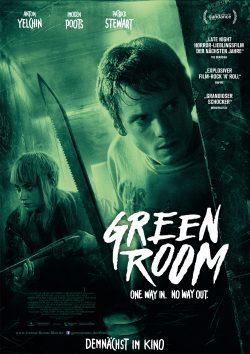ดูหนัง Green Room (2015) ล็อค เชือด ร็อก เต็มเรื่อง