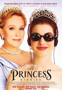 ดูหนังฝรั่ง The Princess Diaries (2001) บันทึกรักเจ้าหญิงมือใหม่ พากย์ไทย